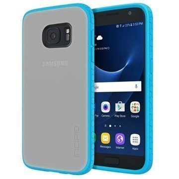 Samsung Galaxy S7 Incipio Octane Kotelo Huurre / Sininen