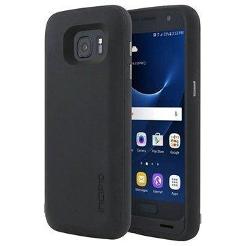 Samsung Galaxy S7 Incipio OffGRID Vara-Akkukotelo Musta