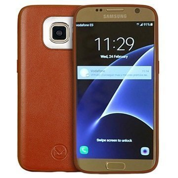 Samsung Galaxy S7 Kalaideng Halo Case Brown