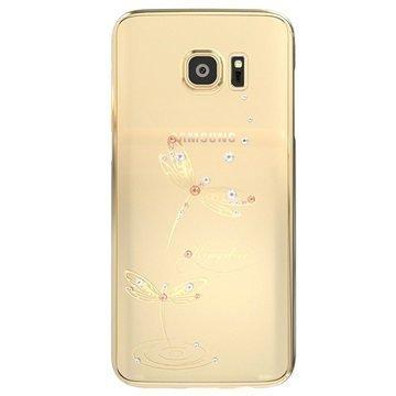 Samsung Galaxy S7 Kingxbar Star Series Kova Suojakuori Sudenkorento