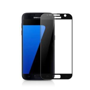 Samsung Galaxy S7 Koteloihin Sopiva Panssarilasi 3d Full Cover Valkoinen