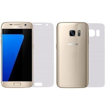 Samsung Galaxy S7 Momax PRO+ HD Näytönsuojasarja Kirkas