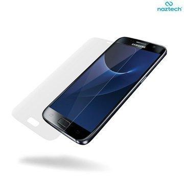 Samsung Galaxy S7 Naztech Näytönsuoja Karkaistua Lasia
