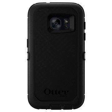 Samsung Galaxy S7 OtterBox Defender Series Kotelo Musta