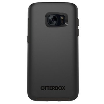 Samsung Galaxy S7 OtterBox Symmetry Series Kotelo Musta