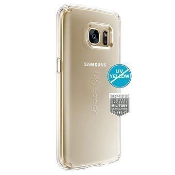 Samsung Galaxy S7 Speck CandyShell Clear Kuori Kirkas