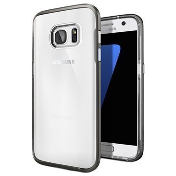 Samsung Galaxy S7 Spigen Neo Hybrid Crystal Kotelo Asemetalli
