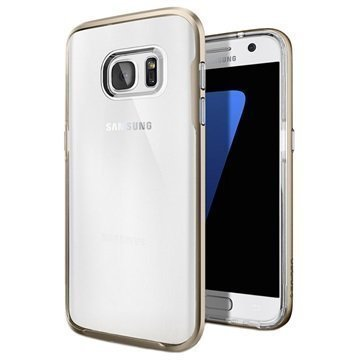 Samsung Galaxy S7 Spigen Neo Hybrid Crystal Kotelo Samppanjakulta