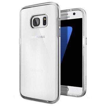 Samsung Galaxy S7 Spigen Neo Hybrid Crystal Kotelo Satiinihopea
