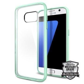 Samsung Galaxy S7 Spigen Ultra Hybridikotelo Minttu