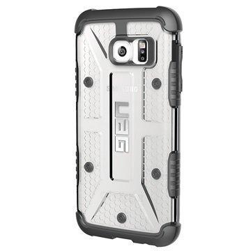 Samsung Galaxy S7 UAG Komposiittikotelo Ice Kirkas / Musta