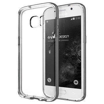 Samsung Galaxy S7 VRS Design Crystal Bumper -Sarjan Kotelo Teräksenhopea