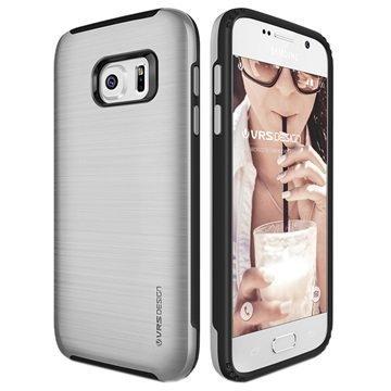 Samsung Galaxy S7 VRS Design Verge Series Case Light Silver