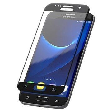 Samsung Galaxy S7 ZAGG InvisibleSHIELD GLASS Contour Näytönsuoja Musta