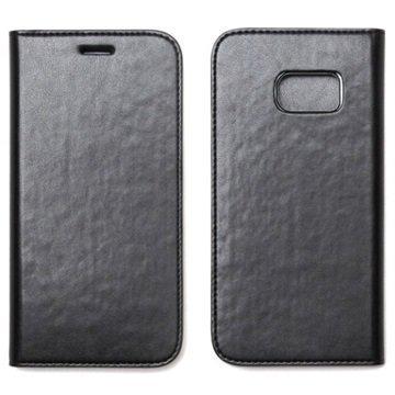 Samsung Galaxy S7 Zenus Basic Diary Kotelo Musta