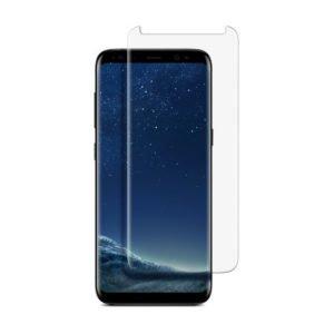 Samsung Galaxy S8 Koteloihin Sopiva Panssarilasi 3d Full Cover Läpinäkyvä