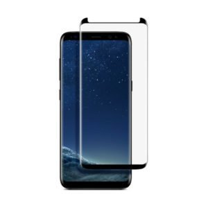 Samsung Galaxy S8+ Koteloihin Sopiva Panssarilasi 3d Full Cover Musta
