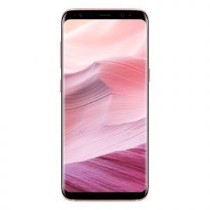 Samsung Galaxy S8 Pinkki 4g Puhelin
