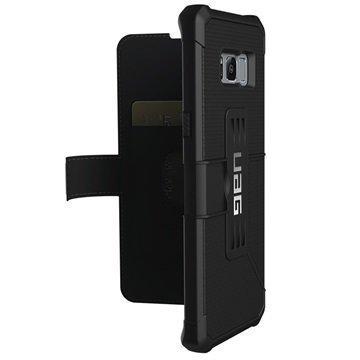 Samsung Galaxy S8 Plus UAG Metropolis Wallet Case Black