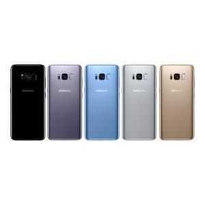Samsung Galaxy S8+ Takakansi Harmaa