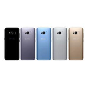 Samsung Galaxy S8 Takakansi Musta