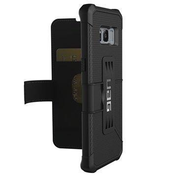 Samsung Galaxy S8 UAG Metropolis Wallet Case Black