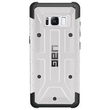 Samsung Galaxy S8 UAG Pathfinder-Sarjan Suojakotelo Valkoinen