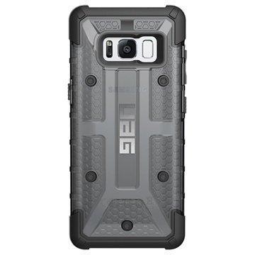 Samsung Galaxy S8 UAG Plasma-Sarjan Kotelo Tuhka / Musta