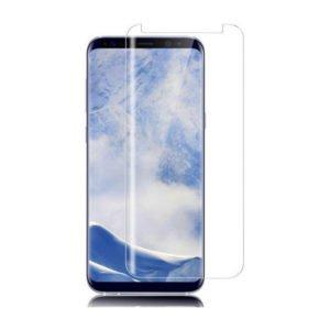 Samsung Galaxy S9+ Koteloihin Sopiva Panssarilasi 3d Full Cover Läpinäkyvä