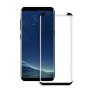 Samsung Galaxy S9+ Koteloihin Sopiva Panssarilasi 3d Full Cover Musta
