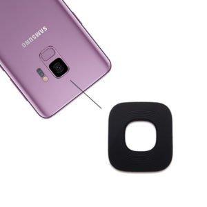 Samsung Galaxy S9 Takakameran Linssi