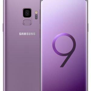 Samsung Galaxy S9 Violetti 4g Puhelin