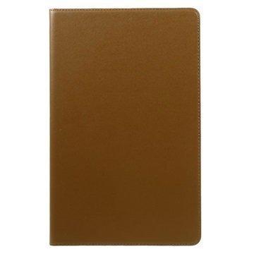 Samsung Galaxy Tab A 10.1 (2016) P580 P585 Doormoon Leather Case Brown
