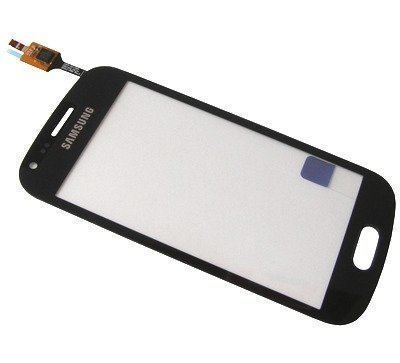 Samsung Galaxy Trend Plus S7580 GT-S7580 Digitizer kosketuspaneeli Musta