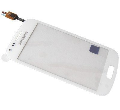 Samsung Galaxy Trend Plus S7580 GT-S7580 Digitizer kosketuspaneeli Valkoinen