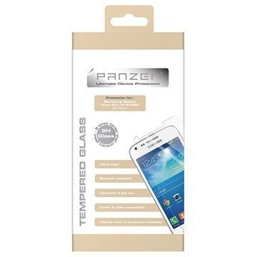 Samsung Galaxy Trend Plus S7580 Panzer Tempered Glass Screen Protector