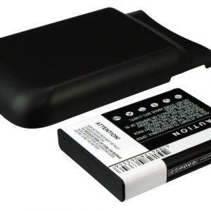 Samsung Galaxy W GT-I8150 tehoakku erillisellä takakannella 2900 mAh