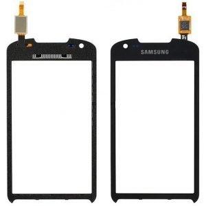 Samsung Galaxy Xcover 2 S7710 kosketusnäyttö / digitizer musta