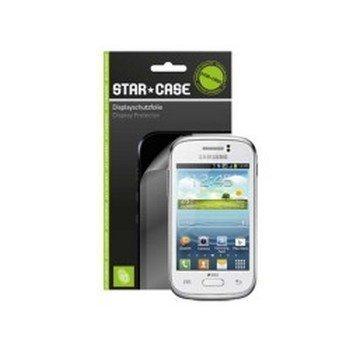 Samsung Galaxy Young S6310 StarCase Näytönsuoja Sormenjälkiä hylkivä
