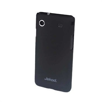 Samsung Galaxy i8250 Jekod Super Cool Case Black