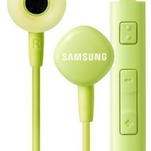 Samsung HS130 Headset with Mic1 Green
