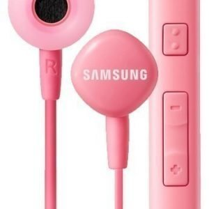Samsung HS130 Headset with Mic1 Pink
