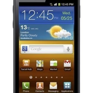 Samsung I8150 Galaxy W Soft Black