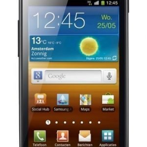 Samsung I8160 Galaxy Ace II Onyx Black