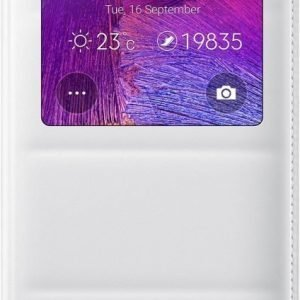 Samsung S-View Cover Galaxy Note 4 White