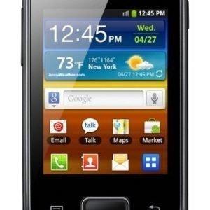 Samsung S5300 Galaxy Pocket Black