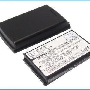 Samsung SCH-R200 tehoakku laajennetulla takakannella 1600 mAh