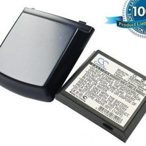 Samsung SCH-R510 tehoakku laajennetulla takakannella 1300 mAh
