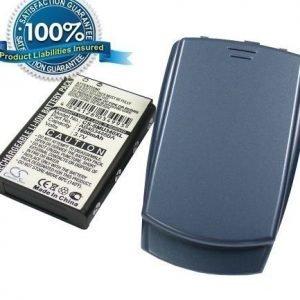 Samsung SCH-U340 tehoakku laajennetulla takakannella 1600 mAh