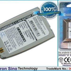 Samsung SGH-A800 SGH-A800e SGH-A808 akku 750 mAh